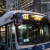 ニューヨークでの東西の移動はバスが超便利!NY市バスの乗り方!