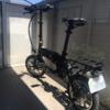 【保管編】電動バイクglafitを家の中にしまってみた。