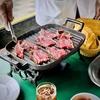 地球(日本)🌎の真裏:ブラジルで、ピッカーニャ(🐂牛の尻肉🍖の鉄板焼き)を喰らう!!