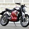 Super Soco TSx 電動原付2種バイクがVmoto社からついに登場!?AT小型自動二輪免許で乗れる!