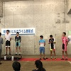 枝折峠ヒルクライム チャンピオンクラス6位