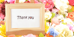 「いつもありがとう」~英語で感謝の気持ちを伝えよう!