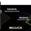 「Mooer ModVerb」「EchoVerb」!タップテンポやフリーズなどを搭載!3タイプの空間系を収録したミニペダル2モデル!