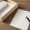 オリジナルの便箋が作れます「Custom Made Letter」