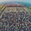 中国人の運転は荒っぽいのか?いちばん荒いのは上海人