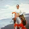白馬の王子様