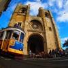 ポルトガルのお洒落が止まらない。首都リスボンのカテドラルと路面電車