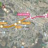 BRT日田彦山線を後藤寺まで延伸させた場合の予想進路