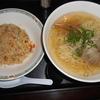明石市大久保町のイオン明石の中華料理店「雲水謡」で「半チャンセット」を食べた感想