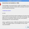 ubuntu kernelはapt upgradeで最新になるわけではなかった