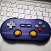 コンパクトな Bluetooth ゲームパッドを買った - 8BitDo N30 Pro 2