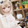 no.1402 DDH-01(フレッシュ肌)<ナギ作DDカスタムヘッド>