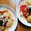 野菜と鶏肉の強烈な旨みで大満足【ジャガバード by マッスルグリル】