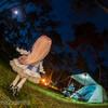 新しいテント・エアマット・テーブルを引っさげて、チョー久しぶりにキャンプしてきた!ドールを連れて~🥰