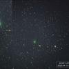 未明の彗星 2019Y1 と 月 & ベテルギウス