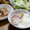 Anova 豚モモ肉でチャーシューを作ってみました