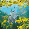 【ポスクロ】ディズニーのシンボル<シンデレラ城>のモデルになったお城