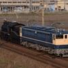 第457列車 「 SL北びわこ号2018春臨Ⅱ その4 梅小路へ戻る単9927レを俯瞰構図で狙う 」