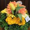 ジャルダン・デ・フルール 東 信(あずま まこと)さんの花屋で花アレンジメント