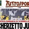 【採点】2015/16 セリエA第11節 ユベントス対トリノ