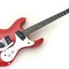 昔のギターを電気的リフィニッシュする。(12)_cuLo