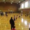 東海市小学校バスケットボール大会 女子準決勝