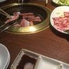 両親の結婚記念日【焼き肉】霜降り牛カルビに感動!