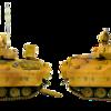 このなかで戦車は、いったいどれでしょう?【ミリタリークイズ】
