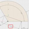 円錐上の2点間最短経路2