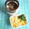 具沢山スープを持って!寒い日のシンプル弁当