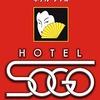 エドコンの目の前!?マニラのホテル『Sogo』の部屋の詳細