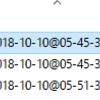 ESXiがインストールされているデバイス (bootbank) をログから特定する。