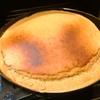 筋肉UP【1食126円】プロテインパンケーキをスキレット×魚焼きグリルで焼いてみた