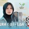 インドネシアの歌姫が歌う 炎 (cover) - LiSA