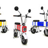 かわいすぎる電動バイク【モトチンプ】定価は54万円の高級原付
