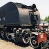 アフリカ東部と南部を今でも走る蒸気機関車