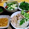 【今日の食卓】カオマンガイ~中国の海南鷄飯(ハイナンジーファン)のタイ版~自家製つけダレで