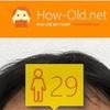 今日の顔年齢測定 134日目