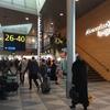 ヘルシンキ空港とフィンエアーラウンジ訪問