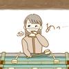【イラスト】マスク時代の神社・寺院あるある【手水】