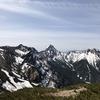 硫黄岳と根石岳② ゴールデンウィークの八ヶ岳で初めての残雪期登山 2019.5.5