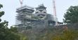 あの地震から2年「熊本城」の現在の姿と駐車場やランチ事情について