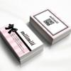 【サロンショップカード作成】美容サロンカード・スタンプカード・ご予約カードデザイン制作印刷