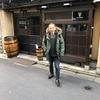 日本酒バル またもや 店長とアサヒスーパードライ京都で食事会~店長お世話になりますの回(^_^;)