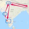 インド マンガロールへ➀ 東横イン成田空港で急遽前泊