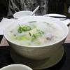香港の晩ご飯(といってもすごいご馳走はありませんが)