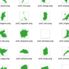 都道府県の画像アセットを全自動生成しよう。