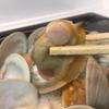 【エムPの昨日夢叶(ゆめかな)】第624回 『超~美味しい【白ホンビノス貝】を初めて食す夢叶なのだ!?』 [11月2日]
