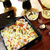 YUKA`s Kitchen とのコラボで「秋の日本酒会」開催します。