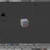 【Blender/Sculptris】Sculptrisで作成したモデルとテクスチャをBlenderに取り込む